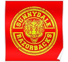 Sunnydale Razorbacks Poster