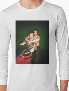 Seth Rogen and James Franco Long Sleeve T-Shirt