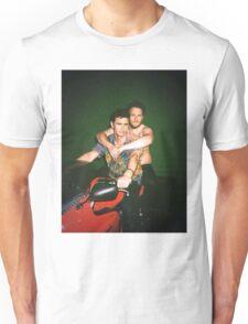 Seth Rogen and James Franco Unisex T-Shirt