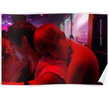 Joey & Tian, Splash Bar NYC, September 2010 Poster