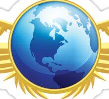 Global Elite Emblem Sticker