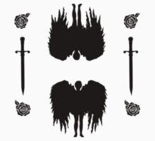 Fallen Angel One Piece - Long Sleeve