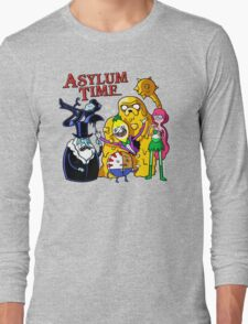 Asylum Time Long Sleeve T-Shirt