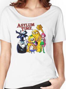 Asylum Time Women's Relaxed Fit T-Shirt