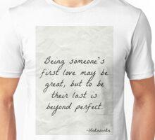 Last Love Unisex T-Shirt
