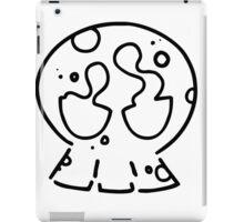 Inky Skull iPad Case/Skin