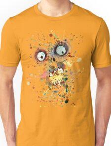 Shocked Zombie Unisex T-Shirt