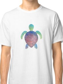 Colorful turtle Classic T-Shirt
