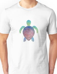 Colorful turtle Unisex T-Shirt