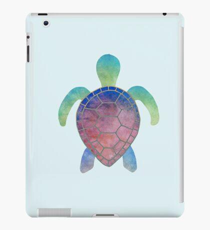 Colorful turtle iPad Case/Skin