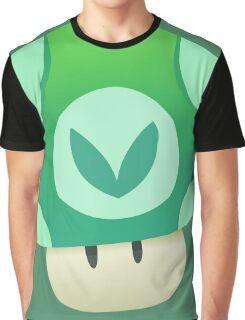 Vinesauce Mushroom Vector Graphic T-Shirt