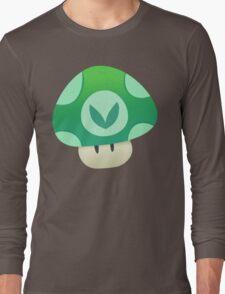 Vinesauce Mushroom Vector Long Sleeve T-Shirt