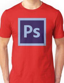 Adobe Photoshop Icon Unisex T-Shirt