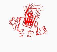 doodle zombie of the undead Unisex T-Shirt
