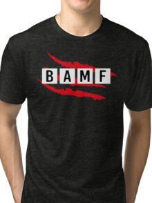 #BAMF Tri-blend T-Shirt