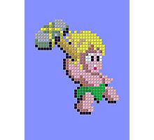 Wonderboy (mk2) Photographic Print