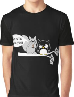 I'm nuts about you Graphic T-Shirt