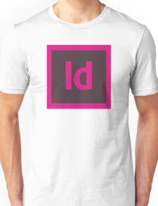 Adobe InDesign Icon Unisex T-Shirt