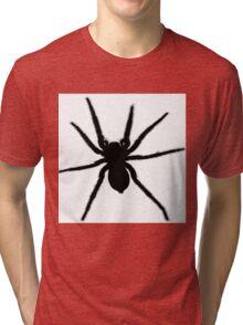 Spider vector Tri-blend T-Shirt