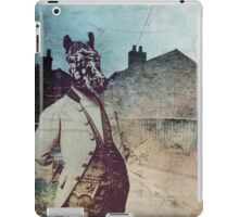 Mr Zebra iPad Case/Skin
