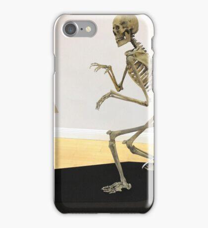 Humanosaurus Wrex iPhone Case/Skin