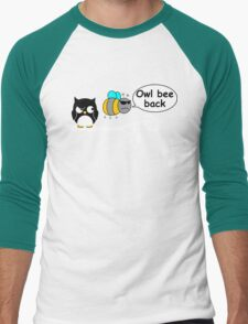Owl bee back T-Shirt