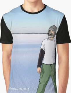 Shoe Lake, 2012 Graphic T-Shirt