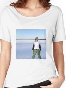 Shoe Lake, 2012 Women's Relaxed Fit T-Shirt