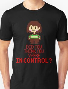 Undertale Chara T-Shirt