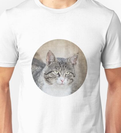 Retro Cat Unisex T-Shirt