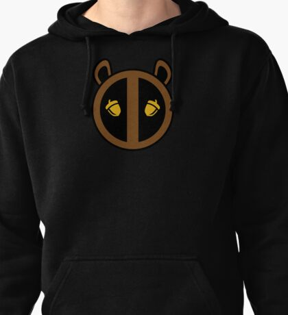 Squirrel Girl Symbol Pullover Hoodie