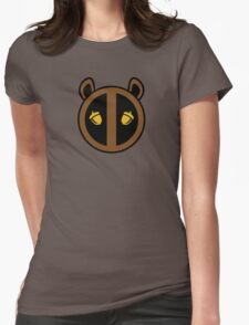 Squirrel Girl Symbol Womens Fitted T-Shirt