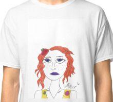 Blue Eyed Gal Classic T-Shirt