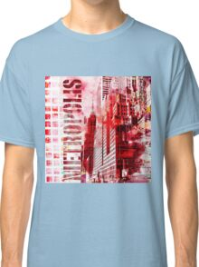 Metropolis red Classic T-Shirt