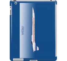 Prototype Concorde 001 F-WTSS iPad Case/Skin