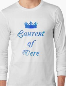 A golden prince Long Sleeve T-Shirt