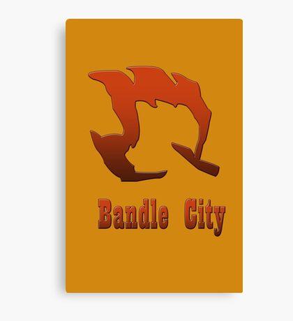 Bandle City Canvas Print