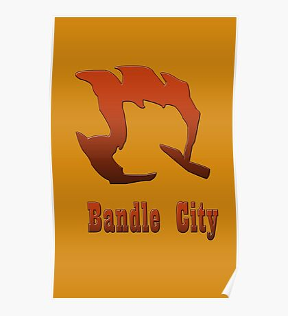 Bandle City Poster