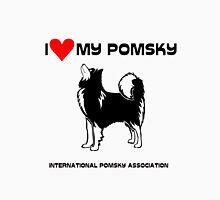 I <3 MY POMSKY Unisex T-Shirt