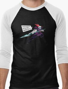 Undertale Undyne the Undying with text T-Shirt