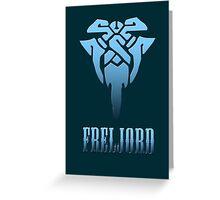 Freljord Greeting Card