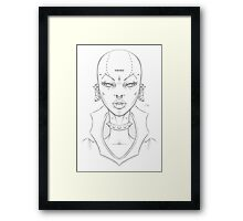 Arisen Framed Print