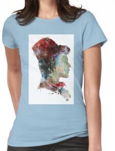 Doctor Who // 11th Doctor / Matt Smith Womens Fitted T-Shirt