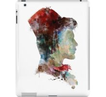 Doctor Who // 11th Doctor / Matt Smith iPad Case/Skin