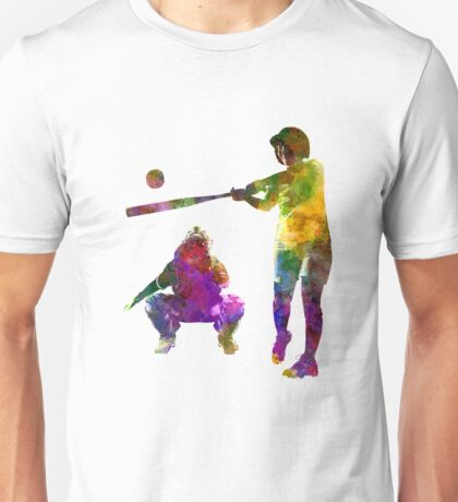 baseball players 02 Unisex T-Shirt