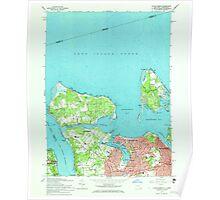 New York NY Lloyd Harbor 130308 1967 24000 Poster