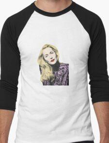 POP! Gillian Anderson Men's Baseball ¾ T-Shirt