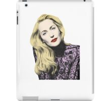POP! Gillian Anderson iPad Case/Skin
