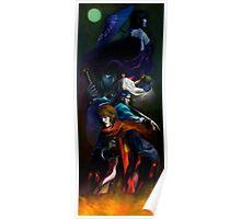 Samurai X - Trust and Betrayal Poster