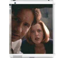 Mulder & Scully iPad Case/Skin